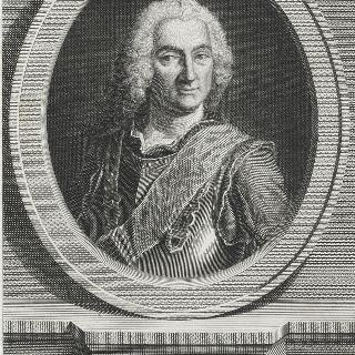 장-밥티스트-프랑수아 데마레츠 (1682-1762), 마이유부아 후작