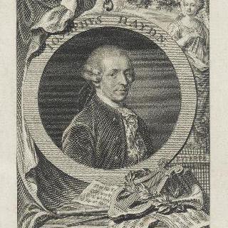 조셉-프랑수아 하이든 (1732-1809), 음악가, 작곡가