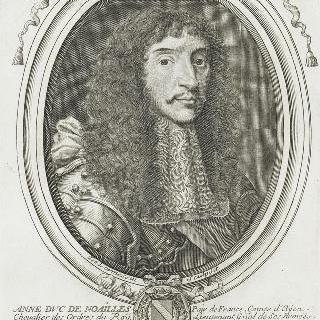 안느, 노아이유의 첫 번째 공작, 아이잉 백작 (-1678)