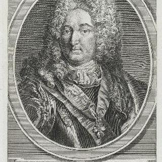 아드리앙-모리스, 노아이유 공작-원수 (1678-1766)