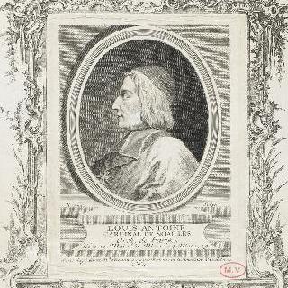 루이-앙투안, 노아이유 추기경 (1651-1729)