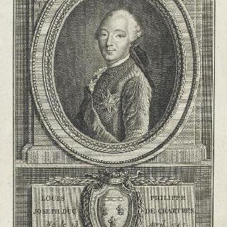 루이-필립-조셉 (1747-1793), 오를레앙 공작, 일명 필립-에걀리테