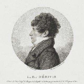 앙리-에티엔느 데리비 (1780-1856), 파리 오페라의 가수