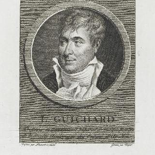 루이-조셉 귀샤르, 1784년 파리 콩세르바퇴르 음악 교수