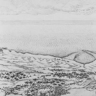 1625년 루이 13세에 의한 레 섬의 생-마르탱 성채 공략 - 판 2