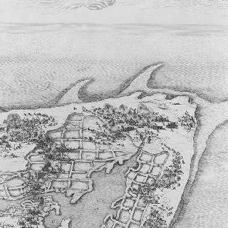 1625년 루이 13세에 의한 레 섬의 생-마르탱 성채 공략 - 판 3