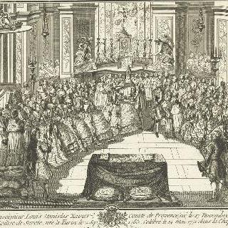 프로방스 백작의 결혼