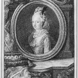 마리 앙투아네트, 1770년 대공녀 (1755-1793)