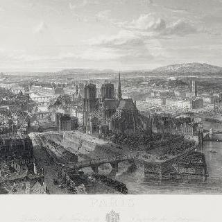 1860년의 파리