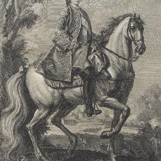 루이 드 프랑스 (1729-1765), 루이 15세 아들