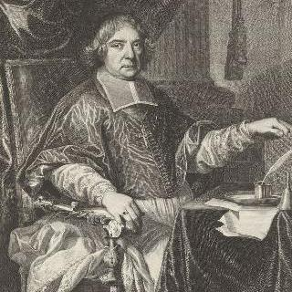 이야생트 세로니, 오랑주 주교, 안 도트리슈의 보시 사제 (1617-1687)