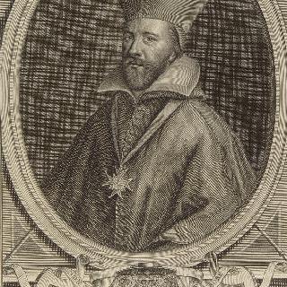 앙리 드 공디, 레츠 추기경, 파리 대주교, 1618년 추기경 (1622년 사망)