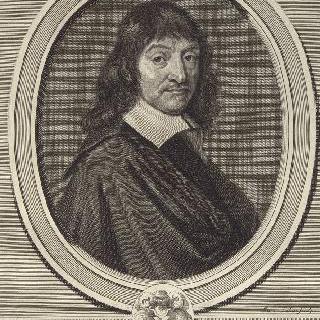 르네 데카르트 (1596-1650), 프랑스 학자, 철학자, 수학자