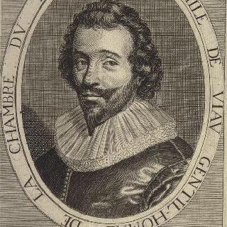 테오필 드 비오 (1590-1626), 시인, 왕실 궁내관
