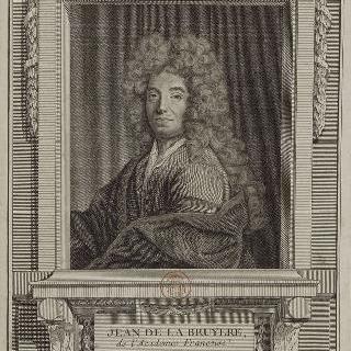 장 드 라 브뤼에르 (1644-1696), 작가