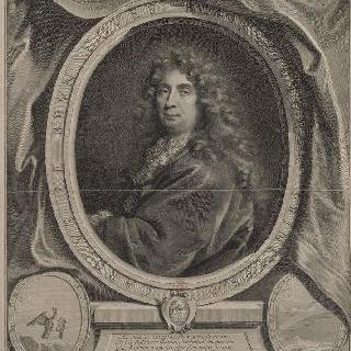 샤를 르 브룅, 왕실 수상 (1619-1690)