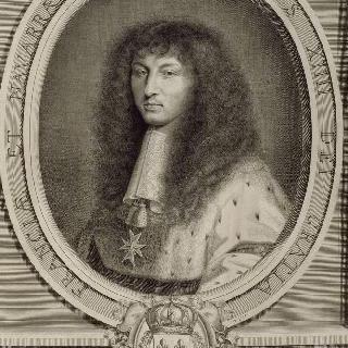 루이 14세, 1643년의 프랑스와 나바르 왕 (1638-1715), 젊은 시절