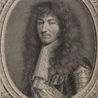 루이 14세, 1643년의 프랑스와 나바르 왕 (1638-1715)