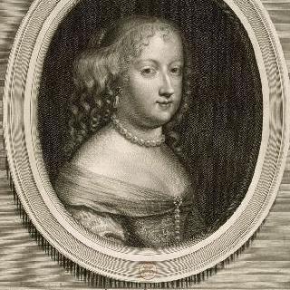 마리-테레즈 도트리슈, 스페인 공주, 1660년 루이 14세의 아내