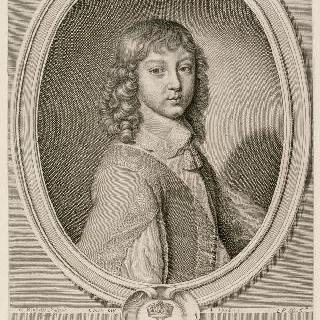 루이 14세, 1643년의 프랑스와 나바르 왕 (1638-1715), 어린 시절