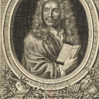 장-밥티스트 포클랭 (1622-1673), 일명 몰리에르