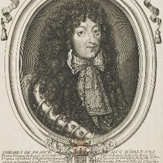 필립 드 프랑스 (1640-1701), 루이 14세의 형제, 오를레앙 공작