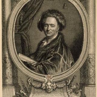 장 베랭, 왕실 화가 (1711년 사망)