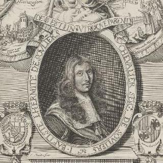 장-밥티스트 트리스탕 - 은자, 술리에 영주, 역사학자, 문장학자 (1670년 사망)