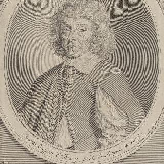 샤를 코이포 다수시, 익살 시인 (1679년 사망)