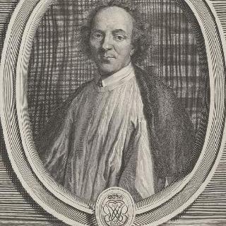 장-밥티스트 상퉬, 시인, 생-빅토르 수도원 참사회원 (1630-1697)