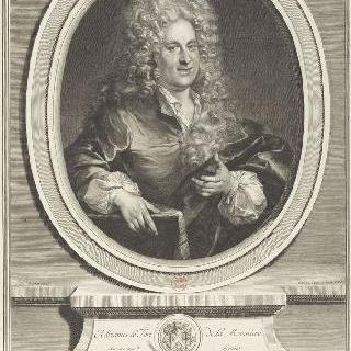 아드리앙 르포르 드 라 모리니에를, 문학가 (1671년 사망)