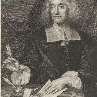 발랑탱 콩라르 (1593-1675), 루이 14세의 고문 비서관