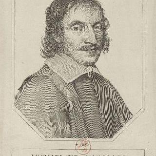 미쉘 드 마롤, 비유루앵 사제 (1600-1681), 문인, 번역가