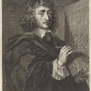 장 노크레 (1615-1672), 화가, 조각사