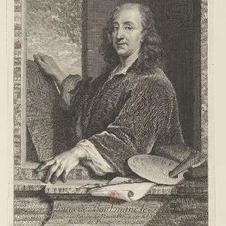 루이 드 불로뉴 (1609-1674), 장로, 화가