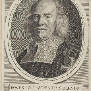 장-로랑 베르넹 (1598-1680), 화가, 건축가, 로마 조각가