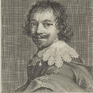 클로드 멜랑 (1598-1688), 왕실 일방 조각사, 화가