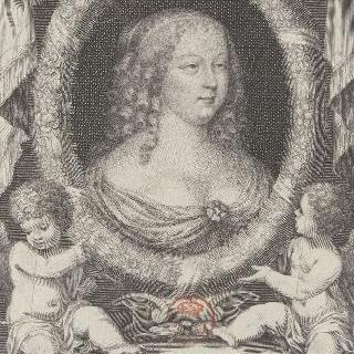 안느-마리 마르티노지, 콩티 공주