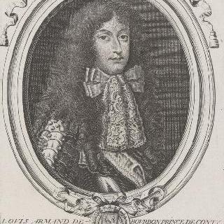 루이-아르망 드 부르봉, 콩티 왕자 (1661-1685)