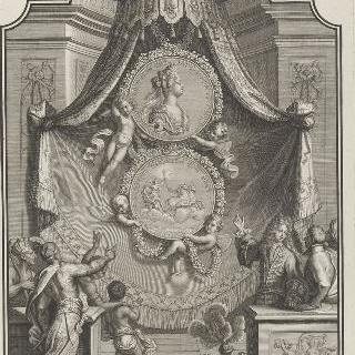 마리-안느 드 부르봉, 콩티 공주 (1666-1739)
