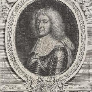 르네 푸아티에, 트레슴 공작, 1611년 왕실 근위대장 (1670년 사망)