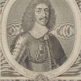 루이, 아르파공 자작, 세브락 후작, 왕실 군대 중장 (1679년 사망)