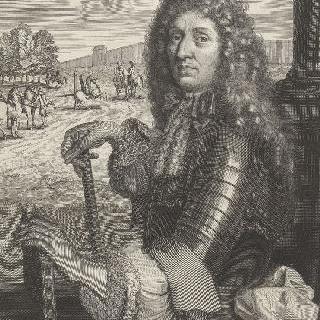 델캉, 루이 14세의 승마 교사