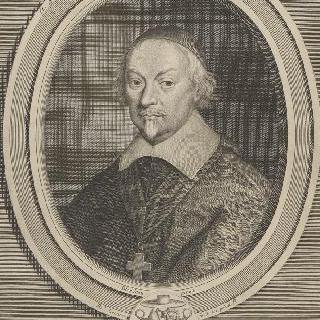 시몽 르그라, 루이 13세의 보시 분배 사제, 수아송 주교 (1589-1656)