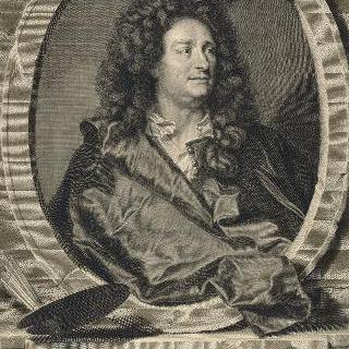 샤를 드 라 포스, 화가 (1640-1716)