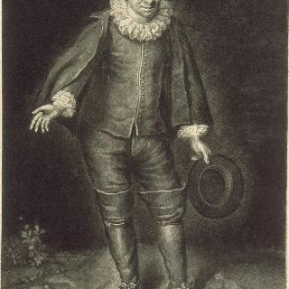 라이몽 푸아송, 일명 크리스팽, 희극 배우 (1690년 사망)