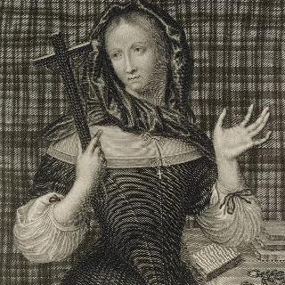 마리 헤린스, 엘리요 부인 (1645-1682)