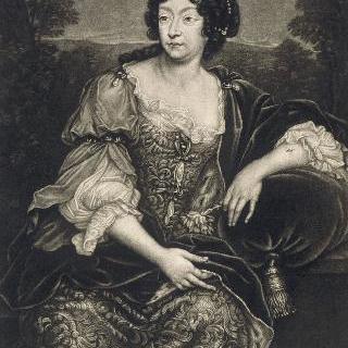 엘리자베스 도를레앙, 알랑송 아가씨, 귀즈 공작부인 (1646-1696)