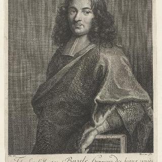 피에르 베일, 철학자, 사전 저자 (1647-1706), 28세 때 모습