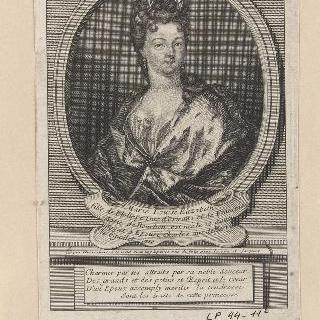 마리-루이즈-엘리자베스 도를레앙, 베리 공작 부인 (1695-1719)